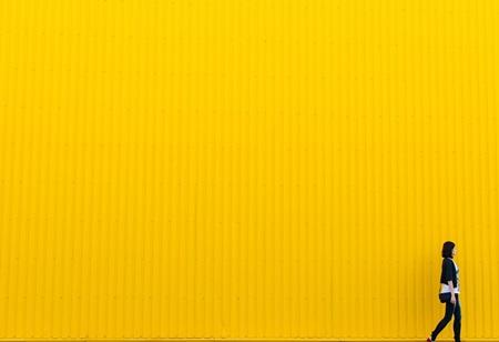 paura del colore giallo